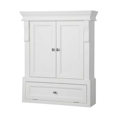 White Bathroom Storage Cabinets by White Wall Cabinet For Bathroom Decor Ideasdecor Ideas