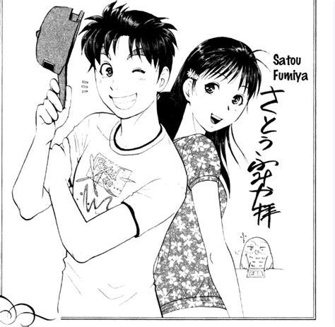 kindaichi files kindaichi and miyuki from kindaichi files i m not