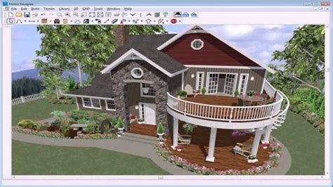 3d house design software 3d house exterior design software free