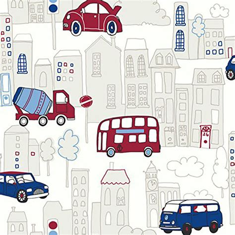 Car Wallpapers For Room by Boys Wallpaper Cars Space Football Graffiti Childrens