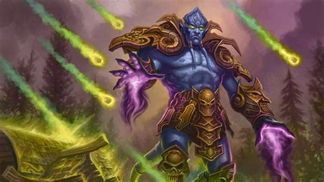 Mage Decks by Know Your Lore Archimonde And The Twisting Nether