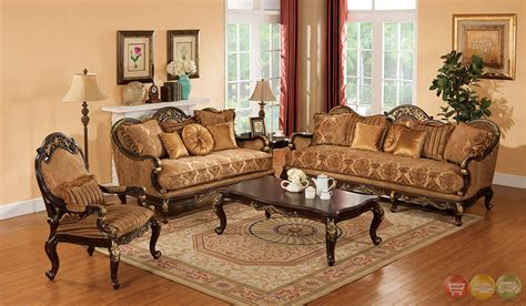 wood living room set wood formal living room sets with carved