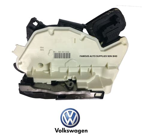 Volkswagen Latch by Jetta Door Latch