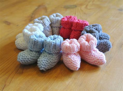 knitting kits for beginners baby booties beginner s knitting kit by sproglets kits