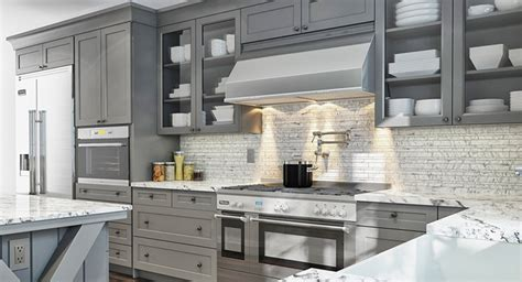 grey painted kitchen cabinets gray painted kitchen cabinets