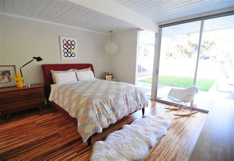mid century bedroom design mid century modern eichler renovation midcentury