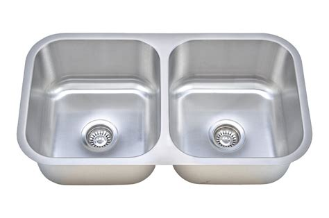 kitchen sink packages sinkware 16 50 50 bowl undermount