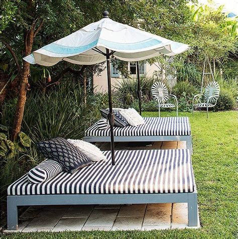 diy outdoor decor 25 best ideas about outdoor beds on outdoor