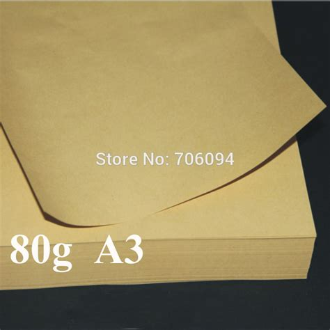 where to buy brown craft paper compare prices on a3 paper size shopping buy low