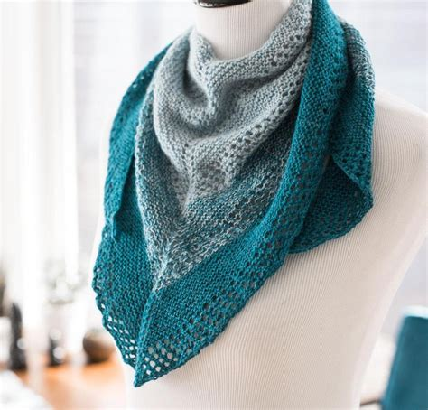 cascade yarn patterns for knitting lacy shades shawl knitting kit by cascade featuring