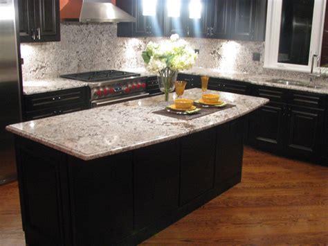 20 beautiful dark cabinets light countertops design ideas