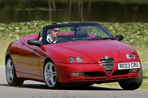 Alfa Romeo Price Range by Alfa Romeo Spider Convertible From 1996 Used Prices