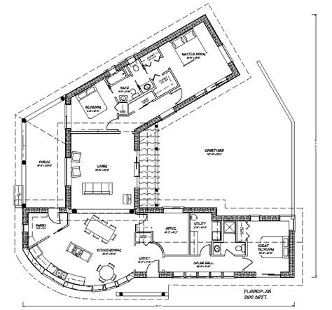 courtyard floor plans mexican courtyard house plans bale courtyard enclosed