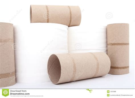from toilet paper rolls toilet paper rolls royalty free stock image image 1337896