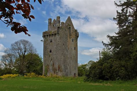 historical castles historic of ireland lohort castle