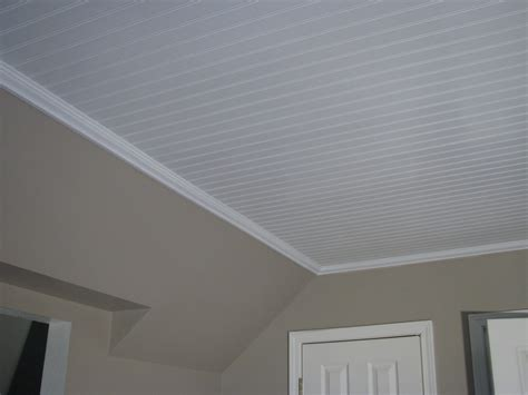 B Board Ceiling by Our Creative Beadboard On The Ceiling Are You Serious