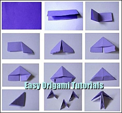 simple origami tutorial easy origami tutorials android apps on play