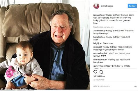 george bush birthday former president george h w bush celebrates 93rd birthday