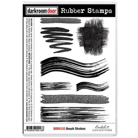 darkroom door rubber sts darkroom door brush strokes cling mounted rubber