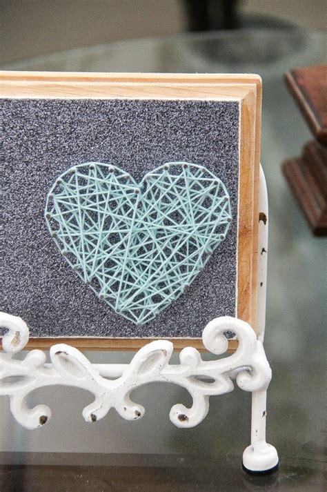 string crafts for valentines craft diy string