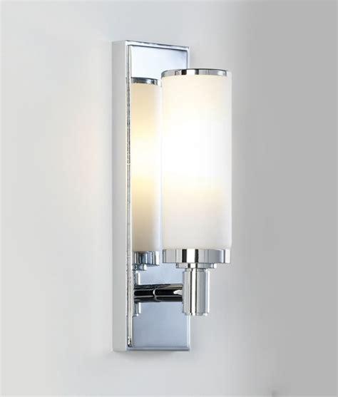 chrome bathroom wall lights polished chrome bathroom wall light