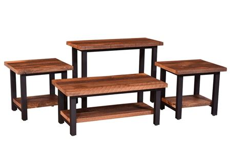 reclaimed wood sofa table reclaimed wood sofa table