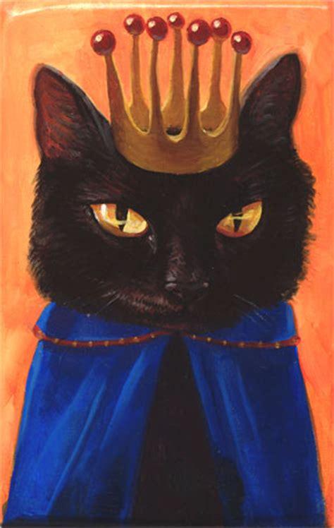 cat painting viva vivanco