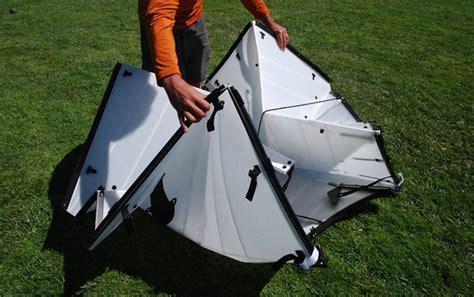 origami kayak oru origami foldable kayak wordlesstech