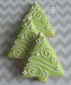 tree sugar cookie decorating best 25 tree cookies ideas on tree