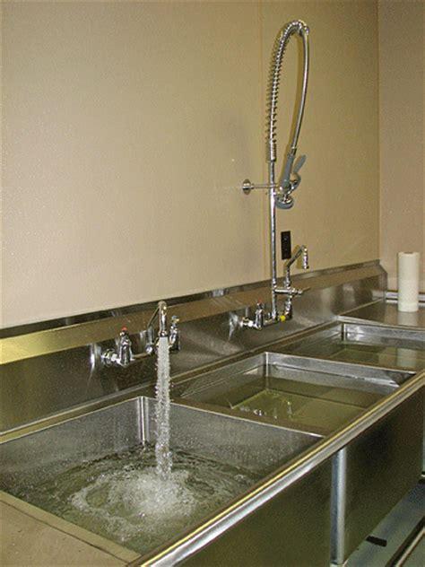 restaurant kitchen sinks lead photos