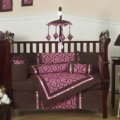 brown and pink crib bedding pink and brown crib bedding jojo designs