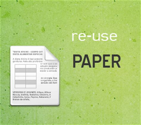 using paper money saving tip reuse paper as scrap paper 100 simple