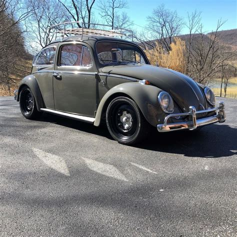 Volkswagen Classic Beetle For Sale by Fully Restored 1964 Volkswagen Beetle Classic For Sale