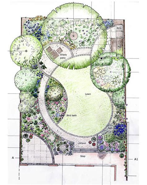 garden design layouts flower garden design pictures and layout pdf