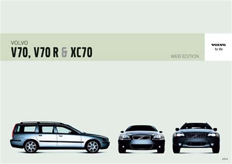 all car manuals free 2000 volvo s70 electronic toll collection volvo v70 xc70 series owners manuals