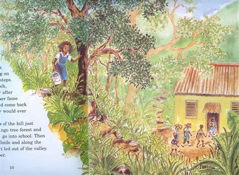 exles of picture story books caribbean children s literature diane browne the of