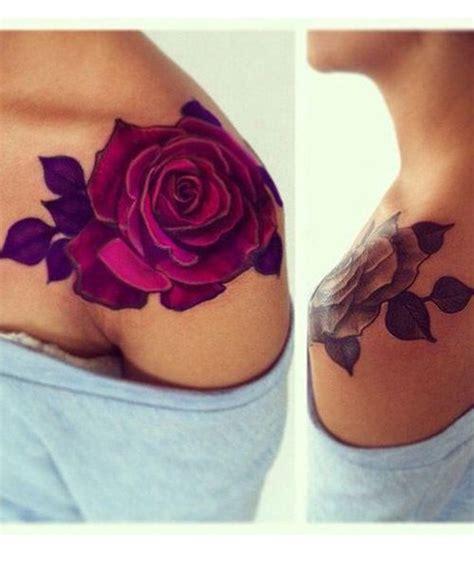 best 25 rose tattoo placement ideas on pinterest 3
