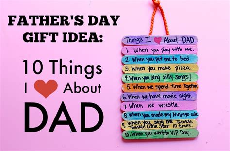 things for gifts s day gift idea top 10 things i about