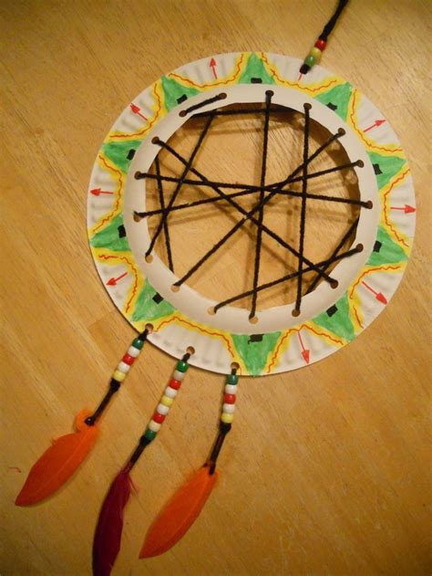 american indian crafts for 25 best ideas about catcher craft on