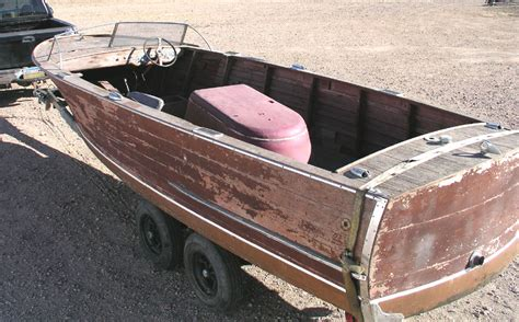 chris craft project boats for sale 1946 22 ft chris craft sportsman