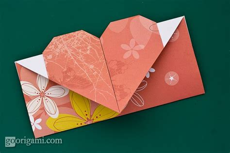 how to make a paper envelope origami s origami a picture frame with a