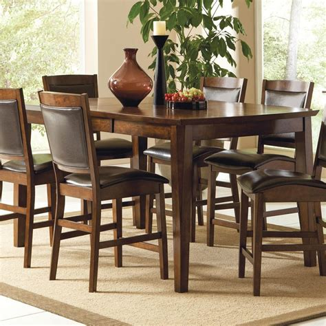 counter height dining table furnish your home with comfortable and counter