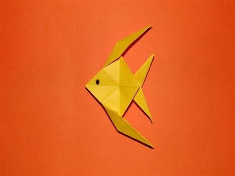 make origami fish how to make an origami fish 01