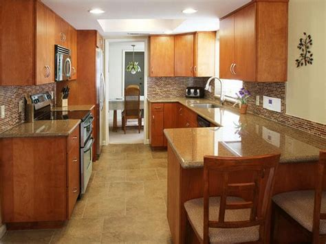 ideas for galley kitchen kitchen u shaped kitchens with peninsula 105 galley