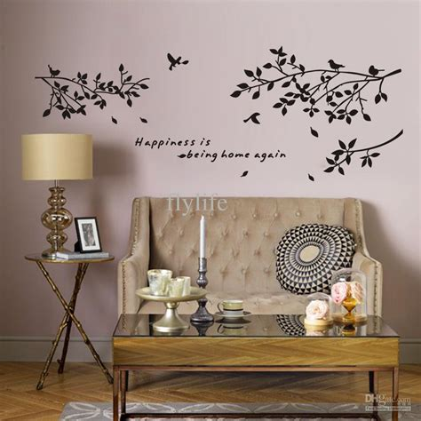 Harry Potter Wall Murals happiness is being home again vinyl quotes wall stickers