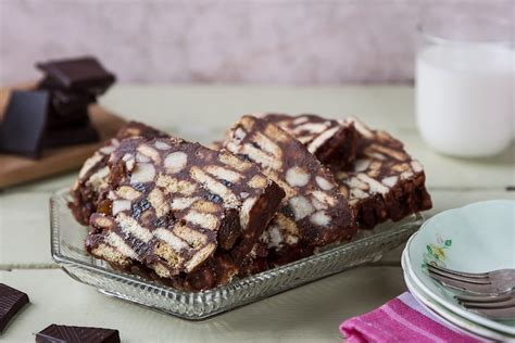chocolate biscuit cake chocolate biscuit tiffin cake recipe odlums