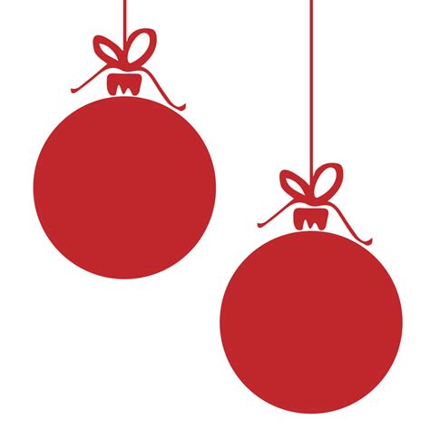 large baubles australia bauble wall stickers pack of 4 by bloobry