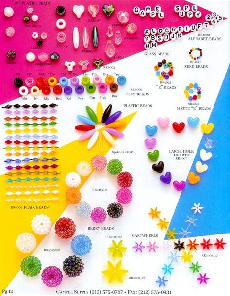 bead catalogs elvee rosenberg catalog gel supply