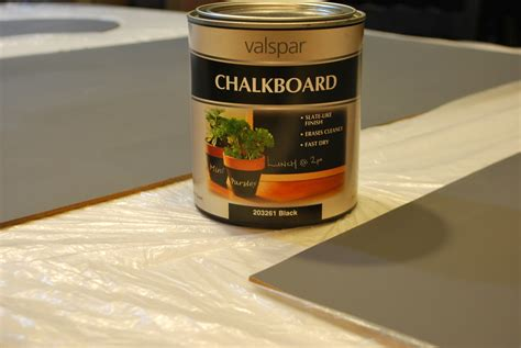 chalk paint drying time