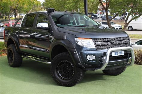 Ford Ranger 4x4 by B5170 2014 Ford Ranger Xlt Px Auto 4x4 Review